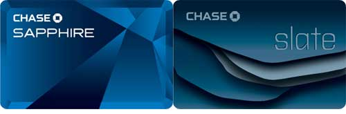Chase Slate vs Chase Sapphire